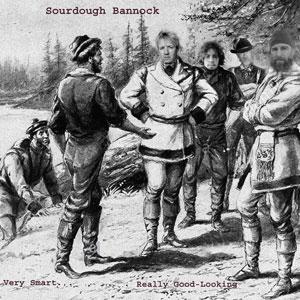 Sourdough Bannock