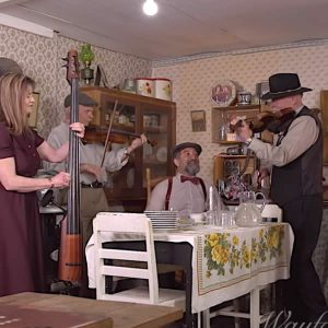 Wayfaring Fiddlers